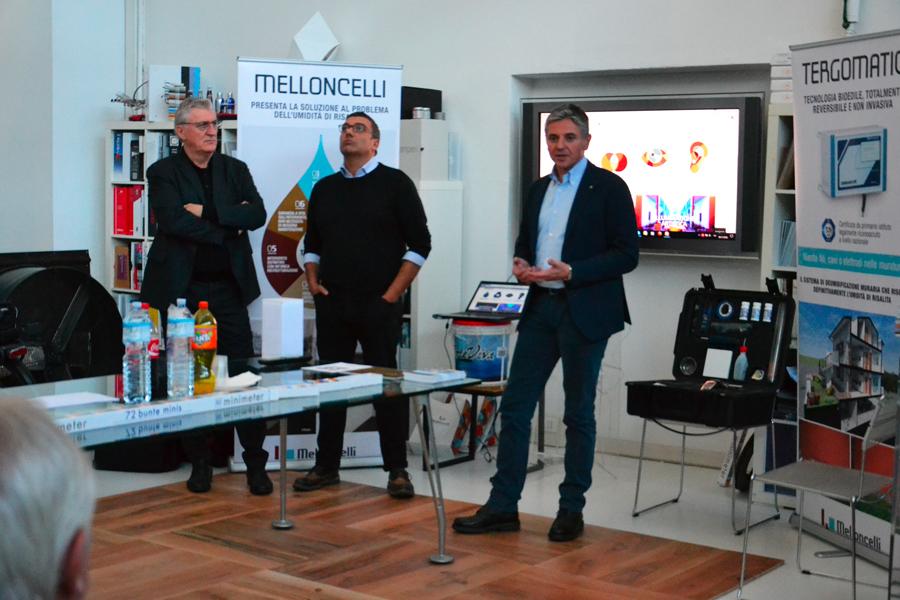 Seminario Melloncelli tenuto il 30.11.2016 presso MATECA