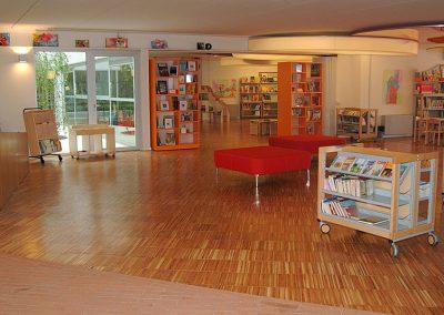 MATECA biblioteca comunale Pistoia