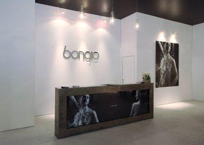 MATECA stand Bongio