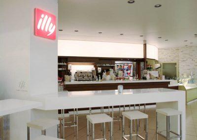MATECA Illy Caffè Centro Lame Bologna