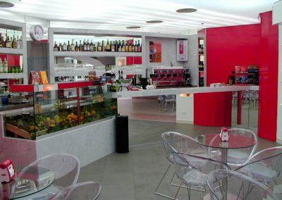 MATECA bar centro comm.le Imperia