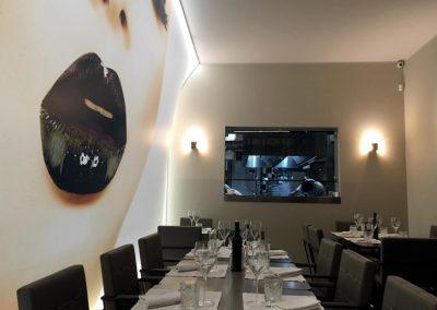MATECA ristorante Oriani 38 Bologna