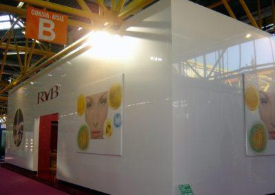 MATECA stand RVB - Cosmoprof Bologna