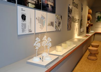 MATECA Triennale - Mostra MCA Architects